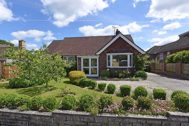 Thumbnail Detached bungalow for sale in Bruan Road, Newbury