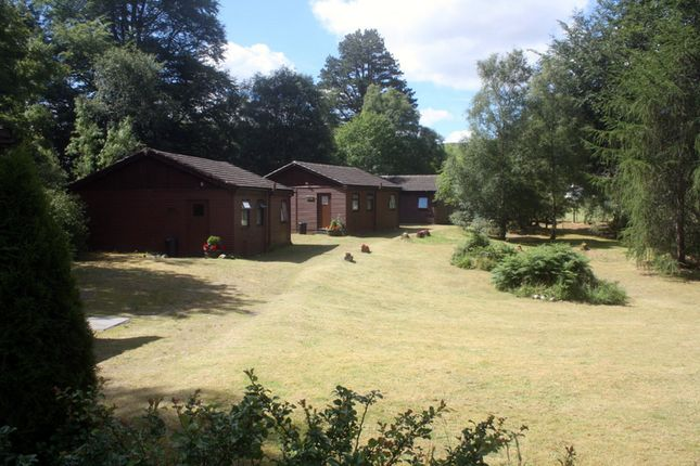Thumbnail Leisure/hospitality for sale in Kinlochewe Mountain Chalets, Kinlochewe, Achnasheen, Ross-Shire