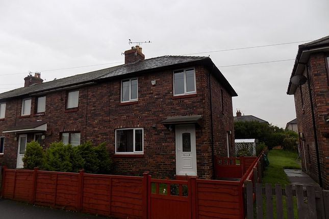 3 bed end terrace house to rent in Mount Pleasant Road, Carlisle CA2