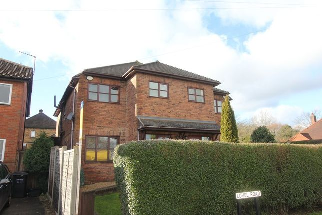 Thumbnail Semi-detached house to rent in Lovel Road, Chalfont St. Peter, Gerrards Cross