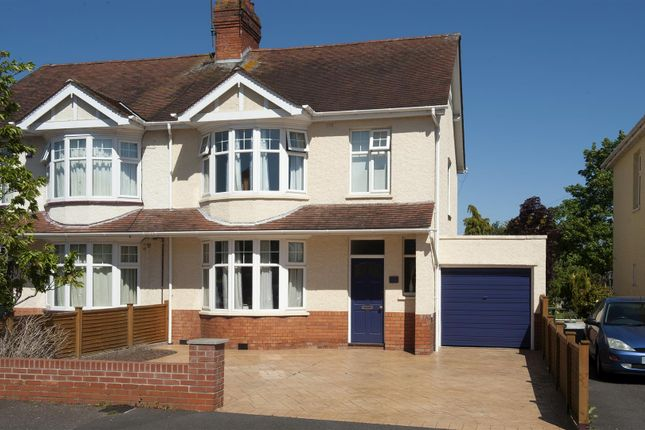 Thumbnail Semi-detached house for sale in Clifford Avenue, Taunton