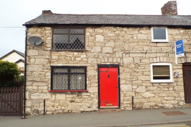 Thumbnail Property to rent in Rhos Street, Ruthin