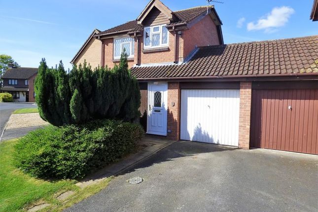 Thumbnail Detached house for sale in Ashmead, Longlevens, Gloucester