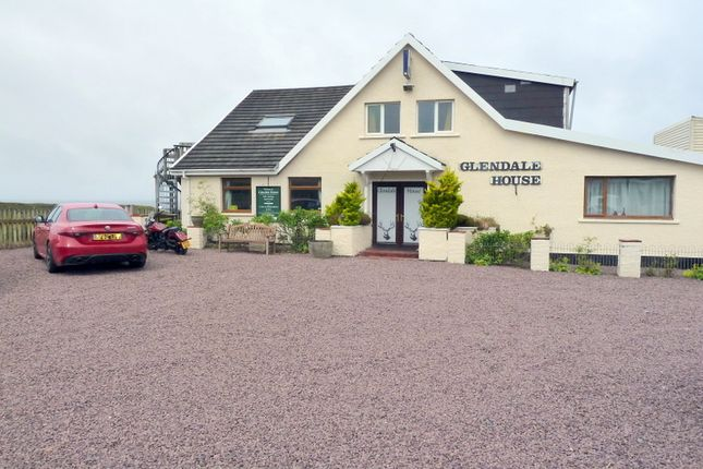 Thumbnail Leisure/hospitality for sale in Glendale House, South Erradale, Gairloch