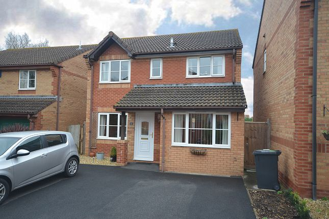 Thumbnail Detached house for sale in Jupes Close, Exminster, Near Exeter