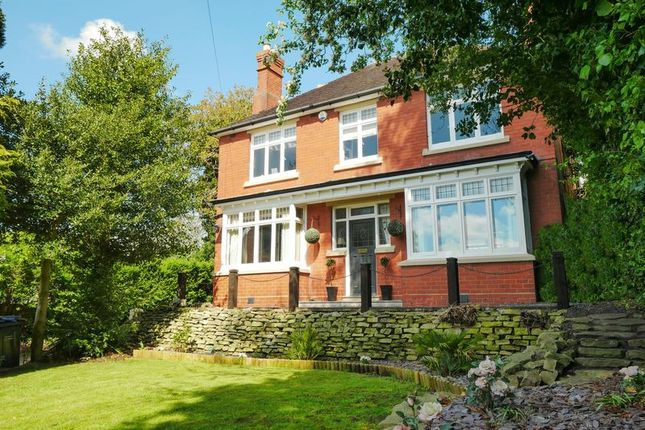 Thumbnail Detached house for sale in New Church Road, Wellington, Telford