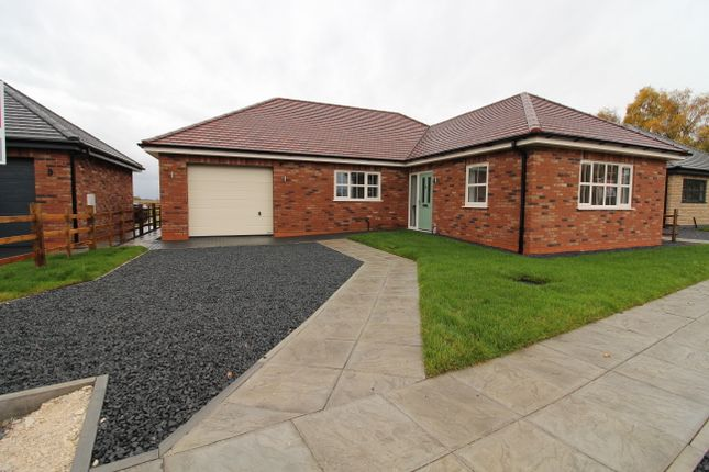 Thumbnail Detached bungalow for sale in The Willoughby, Heynings Court, Knaith Park