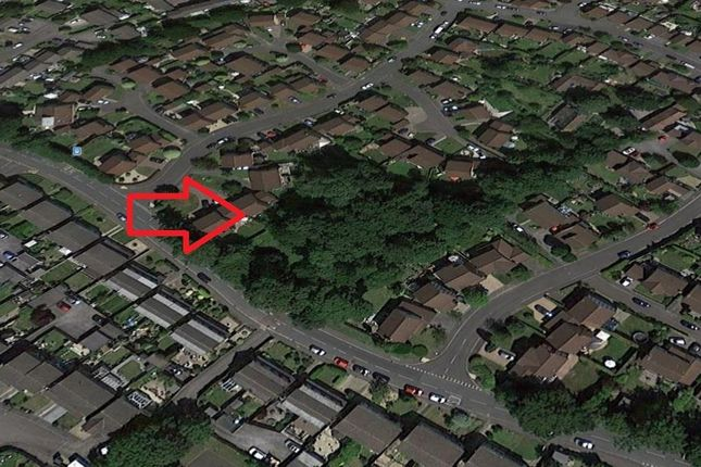 Drone of Nowhere Lane, Trendlewood Way, Nailsea, Bristol BS48