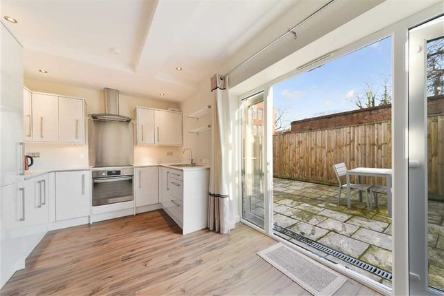 Thumbnail Maisonette for sale in Laleham Court, Manor Park Road, Sutton