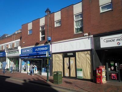 Thumbnail Retail premises to let in 18 High Street, Sittingbourne, Kent