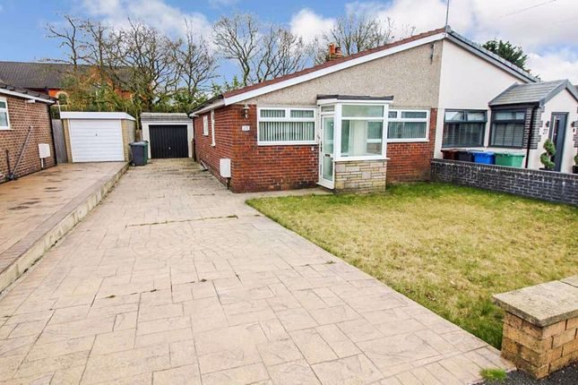 Thumbnail Semi-detached bungalow for sale in Shepherds Close, Greenmount, Bury