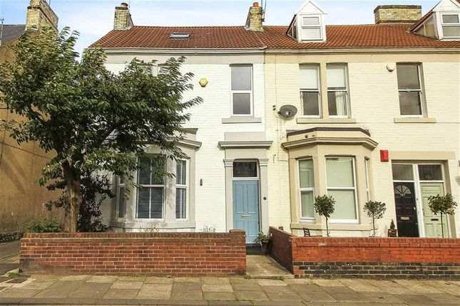 Thumbnail Terraced house for sale in Park Crescent, North Shields, Tyne And Wear
