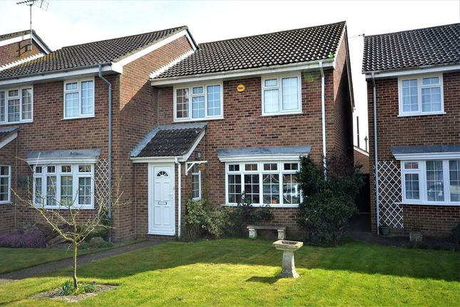 Thumbnail End terrace house for sale in Station Road, Lydd, Romney Marsh