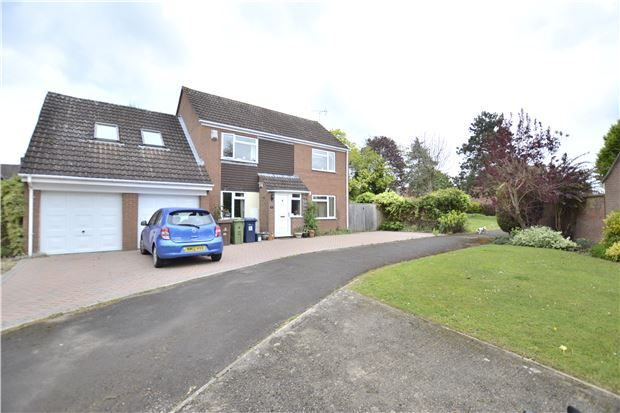 Thumbnail Detached house for sale in Beech Close, Highnam, Gloucester