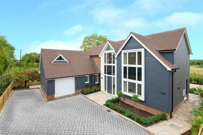 Thumbnail Detached house for sale in The Vines, Shabbington, Aylesbury