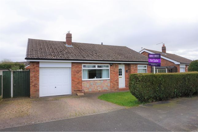 Thumbnail Detached bungalow for sale in Lowe Hill Road, Wem