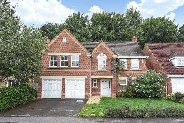 Thumbnail Detached house to rent in Thatcham, Berkshire