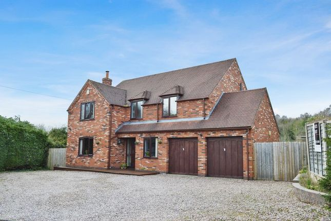 Thumbnail Detached house for sale in Bailey Croft, Little Dawley, Telford, Shropshire