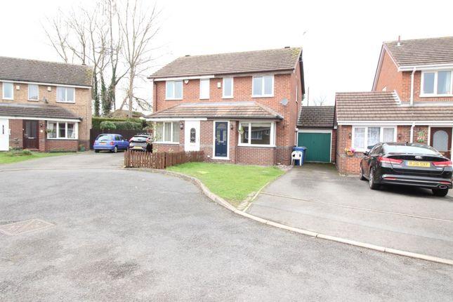 Thumbnail Semi-detached house to rent in Tenter Close, Long Eaton, Nottingham
