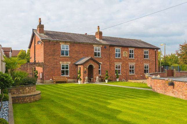 Thumbnail Detached house for sale in Wanes Fold, Parr Lane, Eccleston, Chorley