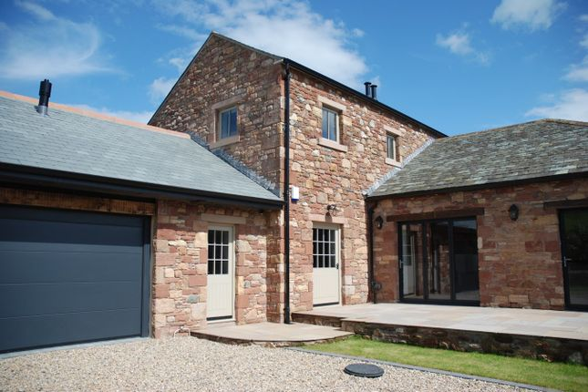 Thumbnail Detached house for sale in Oughterside, Aspatria