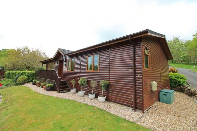 3 bed mobile/park home for sale in Edeswell Valley, Rattery, South Brent, Devon TQ10