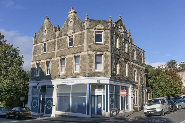 Thumbnail Flat for sale in Gardens Road, Clevedon