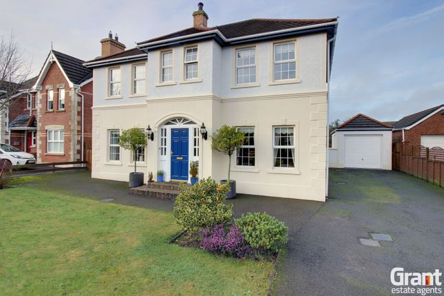Thumbnail Detached house for sale in Hawthorn Hill, Newtownards