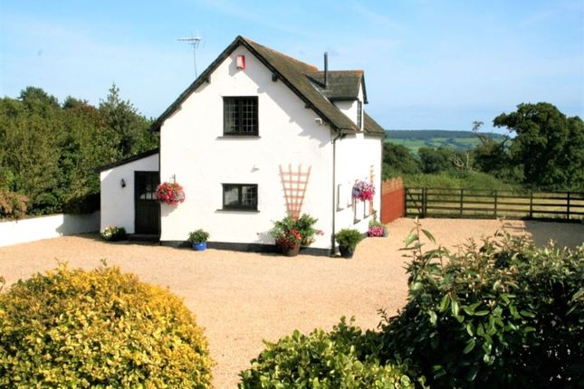 Thumbnail Detached house to rent in Woodbury, Exeter