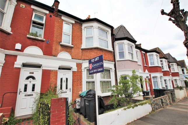 Thumbnail Terraced house to rent in Dunbar Road, London