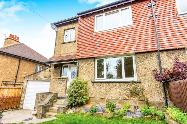 Thumbnail Semi-detached house for sale in Springfield Avenue, Clayton West, Huddersfield