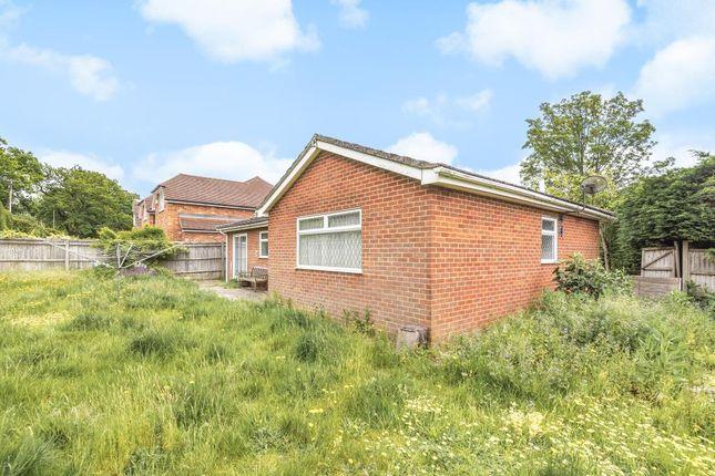 Thumbnail Detached bungalow for sale in Doles Lane, Wokingham