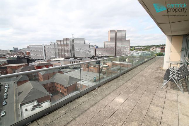 Thumbnail Flat to rent in Huntingdon Street, Nottingham