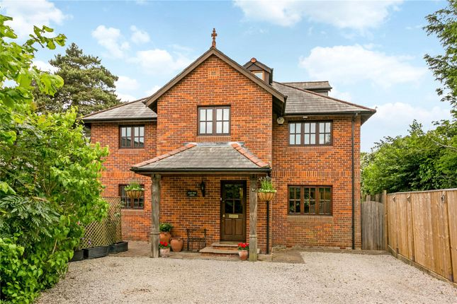 Thumbnail Detached house for sale in The Green, Ley Hill, Chesham, Buckinghamshire