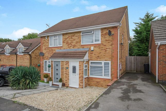 Front of Ashcombe Crescent, Warmley, Bristol BS30