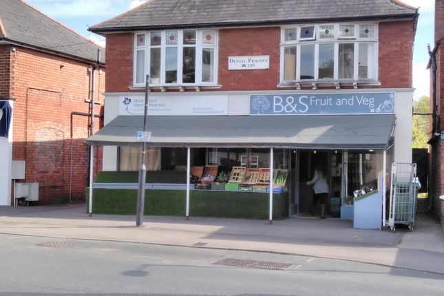 Shop With Forecourt