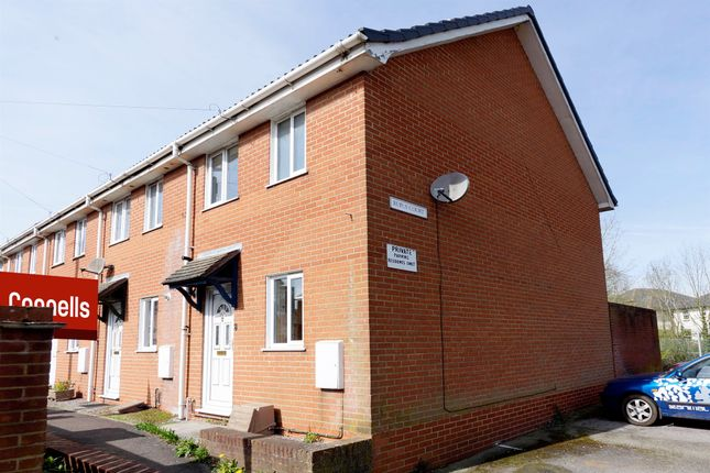 Thumbnail End terrace house for sale in Rufus Court, New Road, Gillingham