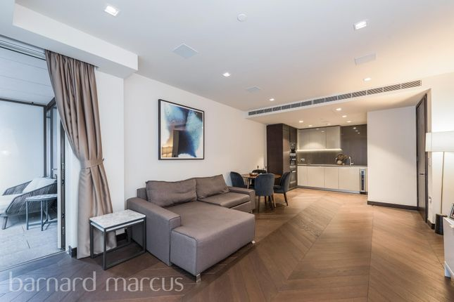 Thumbnail Flat to rent in Sandringham House, One Tower Bridge, Southwark