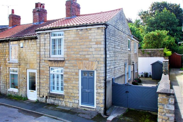 Thumbnail End terrace house for sale in Grove Road, Boston Spa, Wetherby