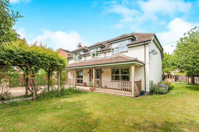 Thumbnail Detached house for sale in College Road, Taunton