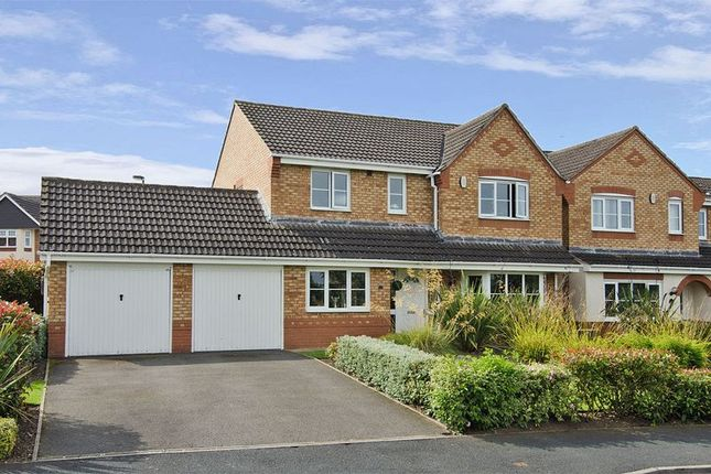Thumbnail Detached house for sale in Chester Road, Lower Birches, Rugeley