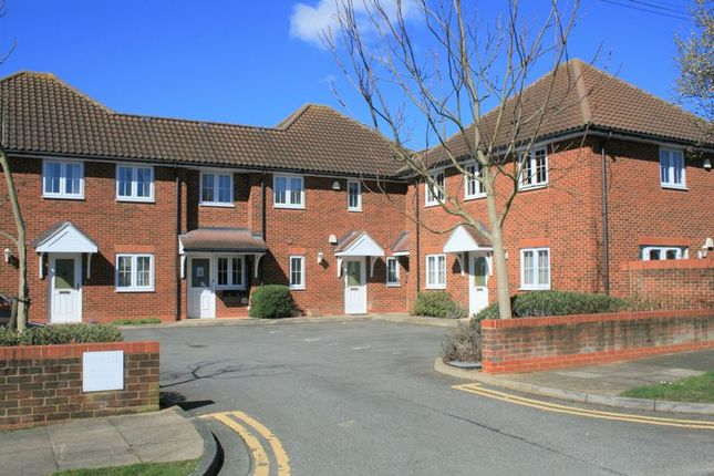 Thumbnail Flat for sale in Witham Road, Gidea Park, Romford