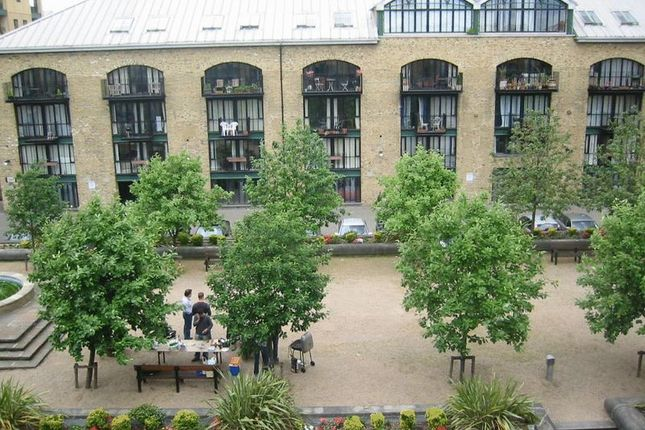 Thumbnail Terraced house to rent in Beacon House, 4 Burrells Wharf Square, London