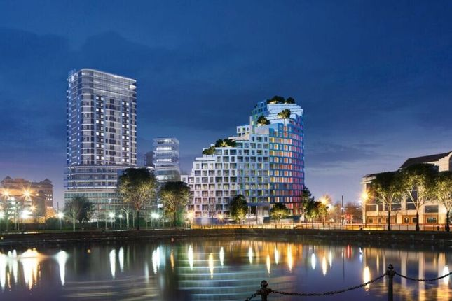 Salford Quays, Manchester M50, 1 bedroom flat for sale ...