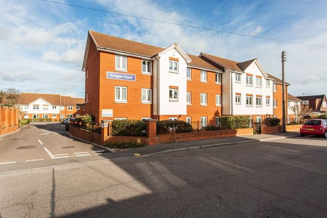 1 bed flat for sale in Aragon Court, Benfleet SS7