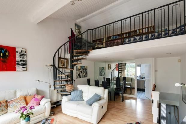 Thumbnail Mews house for sale in Old Brewery Mews, Hampstead Village, London