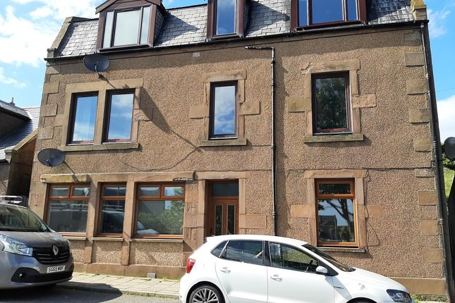Thumbnail Flat for sale in Queen Street, Gourdon, Montrose