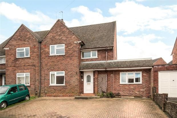 Thumbnail Shared accommodation to rent in Shepherds Road, Winnall, Winchester