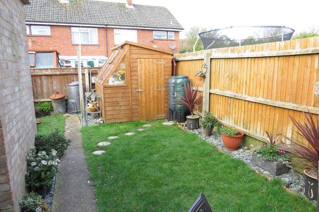 Thumbnail Semi-detached house for sale in Pennys Lane, Fordingbridge