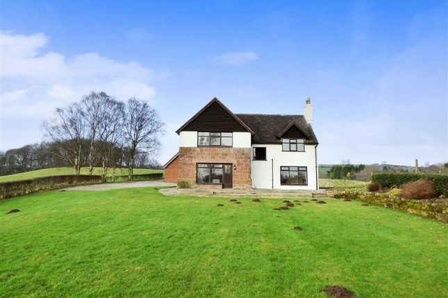 Thumbnail Detached house to rent in Whitmore, Newcastle-Under-Lyme